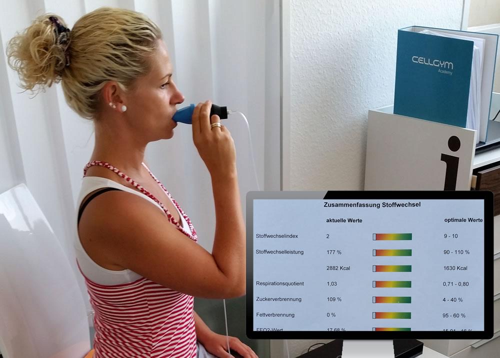 Stoffwechselanalyse
