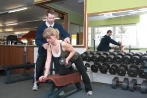 Fitnessstudio Pirna