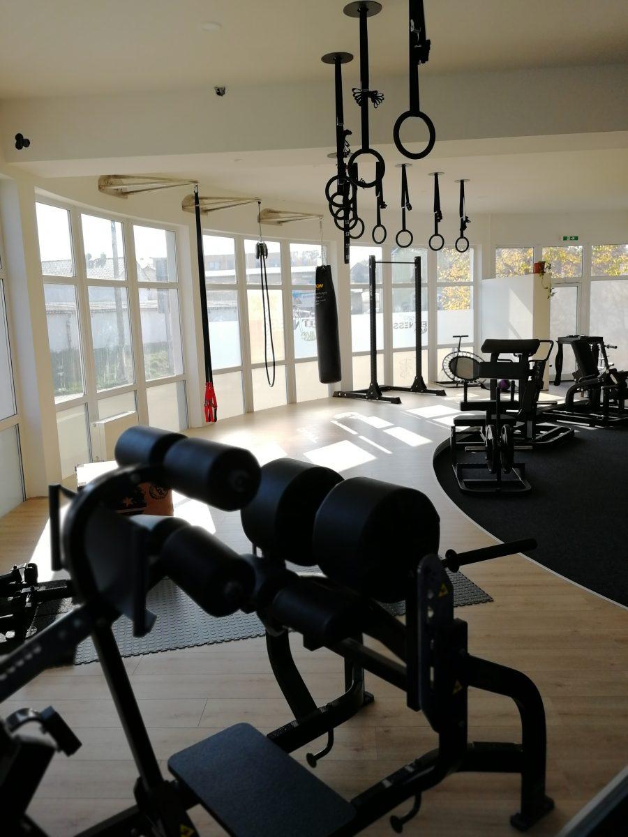 CrossFit im Studio Pirna